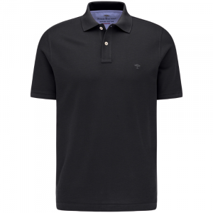 Fynch-Hatton exclusive polo majica crna-3xl,4xl,5xl,6xl