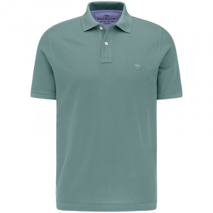 Fynch-Hatton exclusive polo zelena-3xl,4xl,5xl,6xl