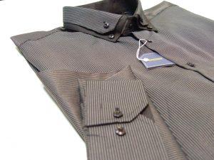 košulja crna prugasta1
