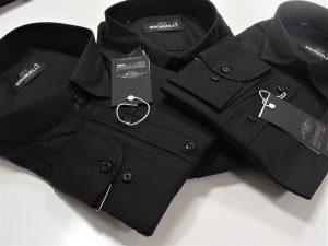 crna košulja veliki broj
