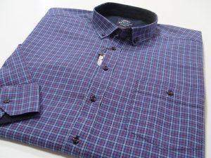 muška košulja za punije muškarce, veliki brojevi muških košulja