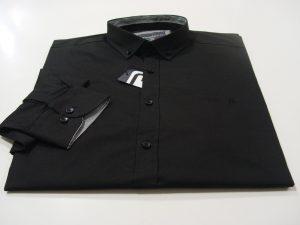 košulja crna muška veliki broj, extra xxl shop