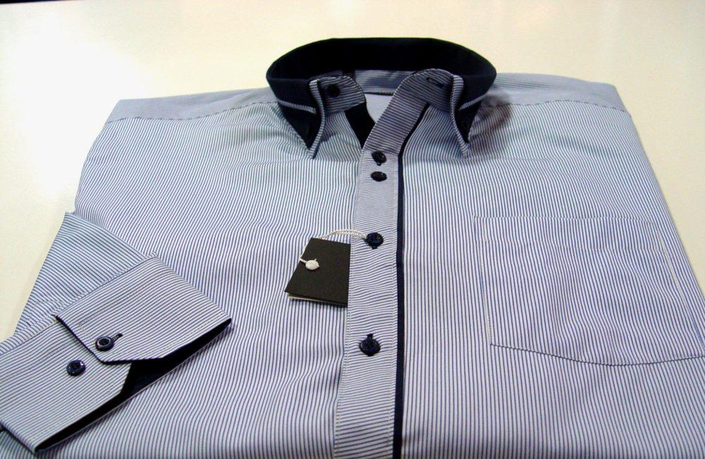 košulja prugasta plavo veliki broj