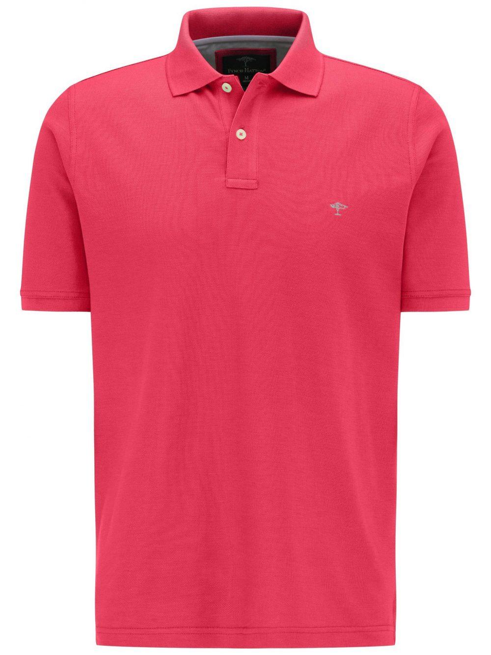 polo majica flamingo, fynch hatton, extra xxl shop